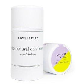 Love Fresh Love Fresh Lavender Tea Tree Deodorant