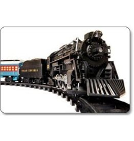 Lionel Polar Express - Full Set - w/ Add on Cars - HO Scale