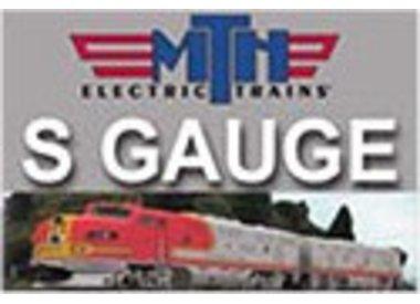 MTH - S Gauge