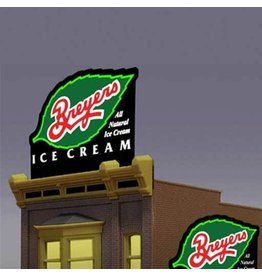 Miller Engineering 2581	 - 	BREYERS ICE CREAM