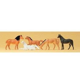 Model Power 6059	 - 	HORSE FIGURINES