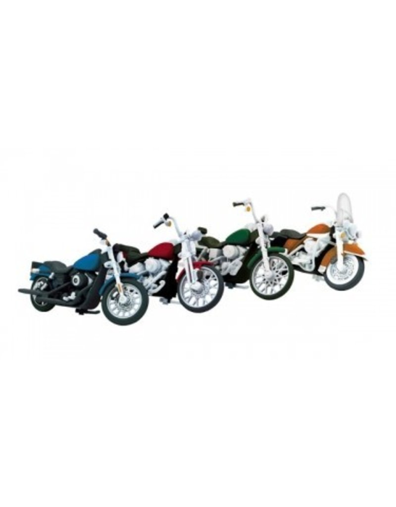 3011085	 - 	MOTORCYCLE 4 PACK #2