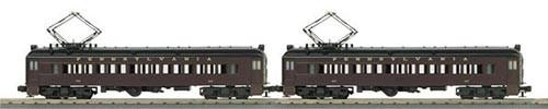 3026493 - MU PASSENGER P.R.R. 2 CAR