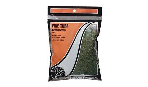 1345 - FINE TURF GREEN GRASS