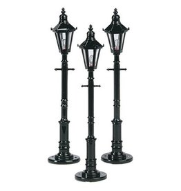 MTH - RailKing 301062 - O Lamp Set - Hexagonal