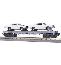 MTH - RailKing 307692 - Flat Car w/ Ertl Torino
