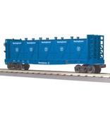 MTH - Rugged Rails 3076567 - FLAT CAR WESTINGHOUSE W/BULK