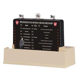 MTH - RailKing 309165 - #334 Dispatch Board PRR
