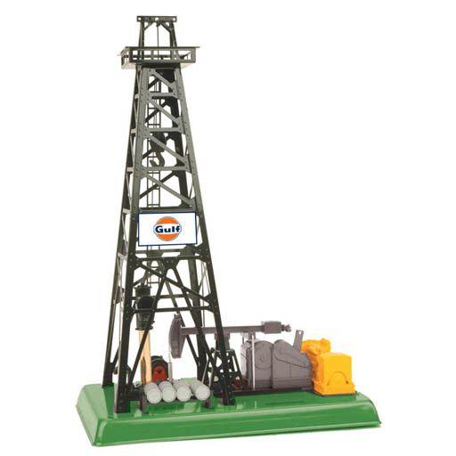 MTH - RailKing 3090316 - #455 Oil Derrick - GULF