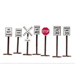 301087	 - 	Road Sign Set