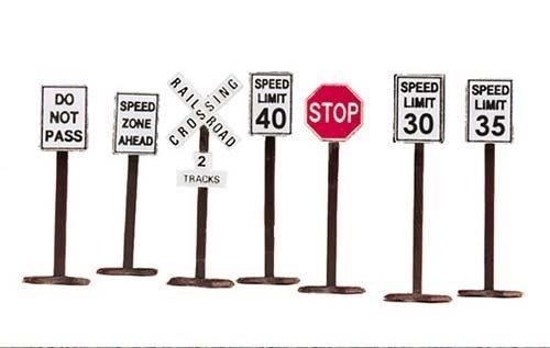 301087 - Road Sign Set