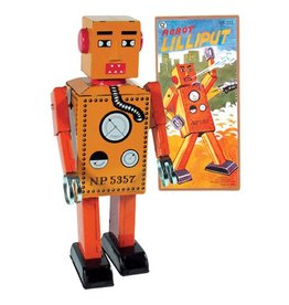 Schylling 2101	 - 	ROBOT LILLIPUT LARGE
