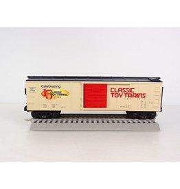MTH - RailKing 3074050 - 15TH ANNIVERSARY BOX CAR - Classic Toy Trains