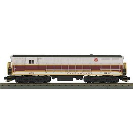 MTH - RailKing 30200961	 - 	FM TRAINMASTER LACKAWANNA