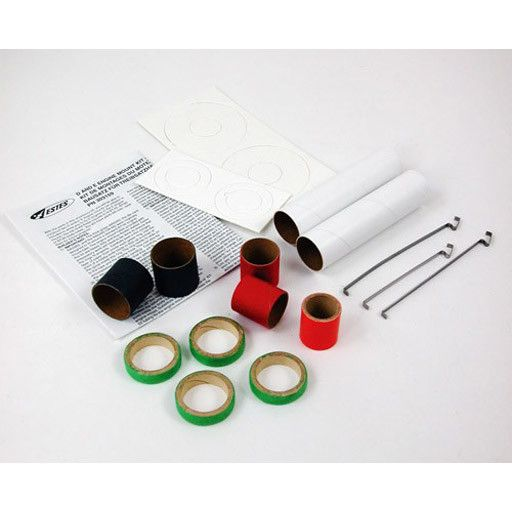 ESTES 3159	 - 	ROCKET ENGINE MOUNT KIT D&E