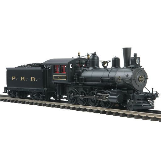 MTH - Premier 2034291	 - 	2-8-0 H-3 PRR CONSOLIDATION