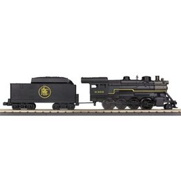 MTH - Rugged Rails 3310441	 - 	2-8-0 P&LE STEAM 3.0