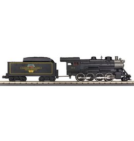 MTH - Rugged Rails 3310401	 - 	2-8-0 RTR LONG ISLAND STEAM