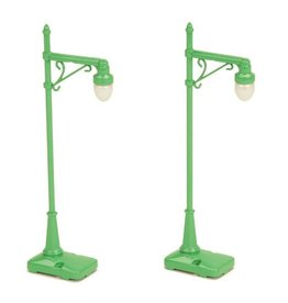MTH - Lionel Corporation Tinplate 1190042	 - 	TINPLATE No. 64 STREET LAMP (2PK)