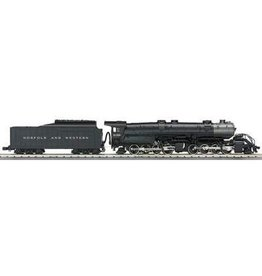 MTH - RailKing 3011630	 - 	2-8-8-2 Y6b Steam Engine w/Loco-Sound