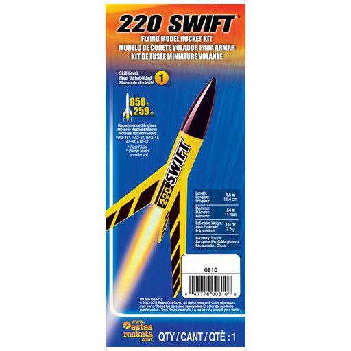 ESTES 1906 - 220 SWIFT ROCKET