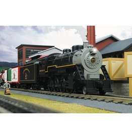 MTH - RailKing 3041551	 - 	2-8-0 Anheuser-Busch Steam R-T-R Train Set w/Proto-Sound 2.0