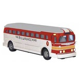 MTH - RailKing 3050060	 - 	 BUS DIE CAST Milwaukee Road