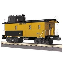 MTH - RailKing 3077219	 - 	CABOOSE CATERPILLAR