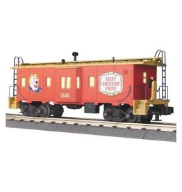 MTH - RailKing 307755	 - 	Caboose CIRCUS
