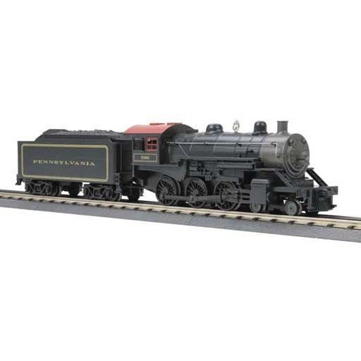 MTH - Rugged Rails 3310330 - 4-6-0 PRR Steam Engine With Loco-Sound