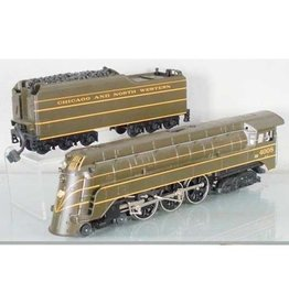 MTH - Premier 2030341 - 4-6-4 E-4 Hudson C & NW QSI