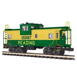 MTH - Premier 2091386 - CABOOSE READING EXTENDED