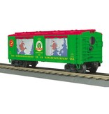 MTH - RailKing 3079433	 - 	RTR CHRISTMAS ACTION CAR