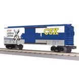3074776 - RTR CSX BOX CAR