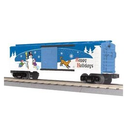 MTH - RailKing 3074780 - Christmas - HOLIDAYS BOX CAR