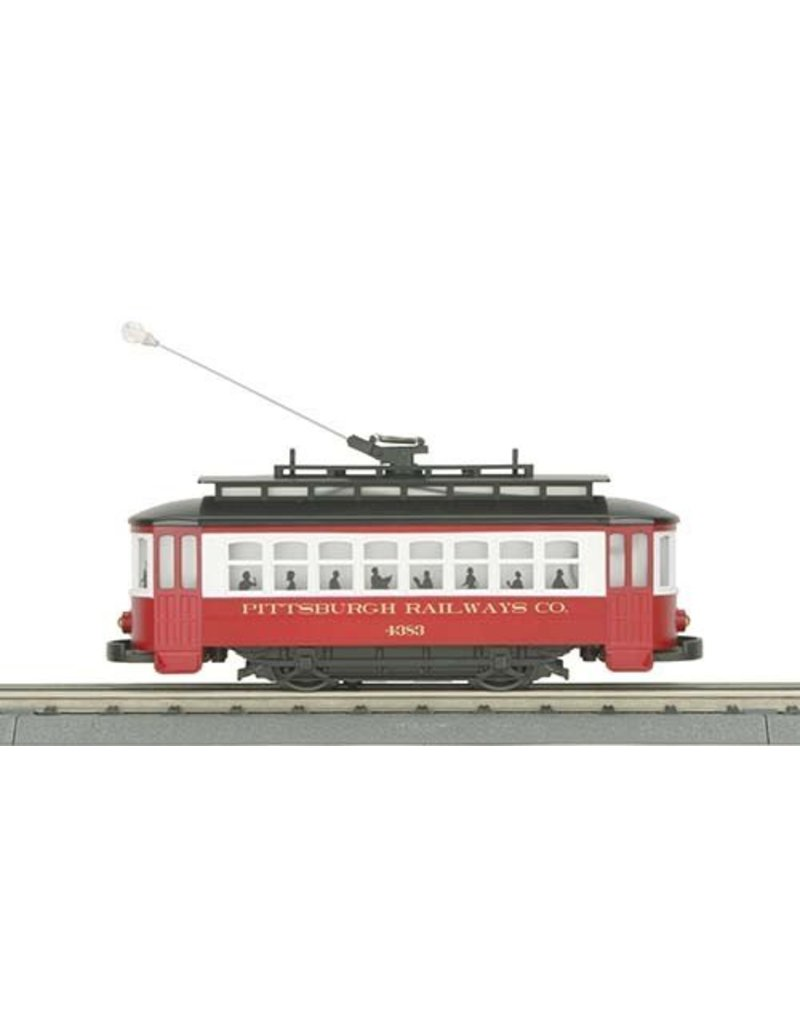 302585	 - 	RTR PITTSBURG BUMP N GO TROLLEY