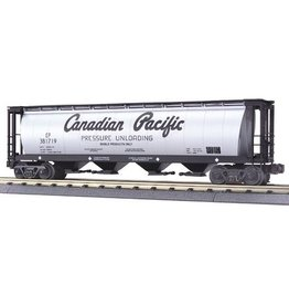 MTH - RailKing 307558	 - 	4-Bay Cylindrical Hopper Car