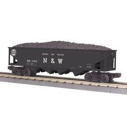 MTH - RailKing 307525 - 4-Bay Hopper Car w/Operating Co
