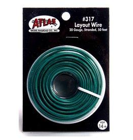 ATLAS 317 - WIRE # 317 GREEN