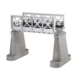 MTH 401102	 - 	Girder Bridge Silver 1 Track