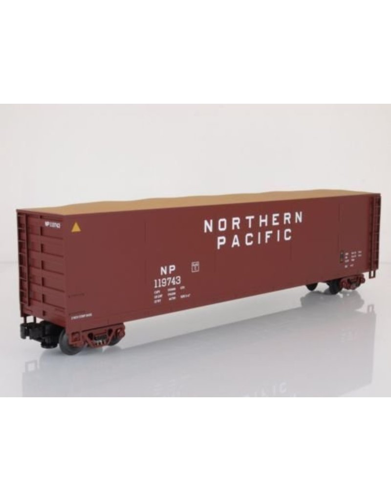 2097502 - Wood Chip Hopper Car