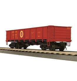 MTH - RailKing 55 Ton All Steel Drop Bottom Gondola Car
