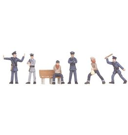 MTH - RailKing 3011056 -  6-Piece Figure Set #5