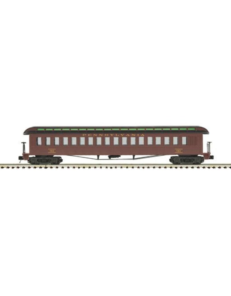 2062004	 - 	64' Woodsided Coach Car
