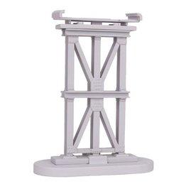 MTH - RailKing 401047 - 8 Piece Steel Girder Elevated T