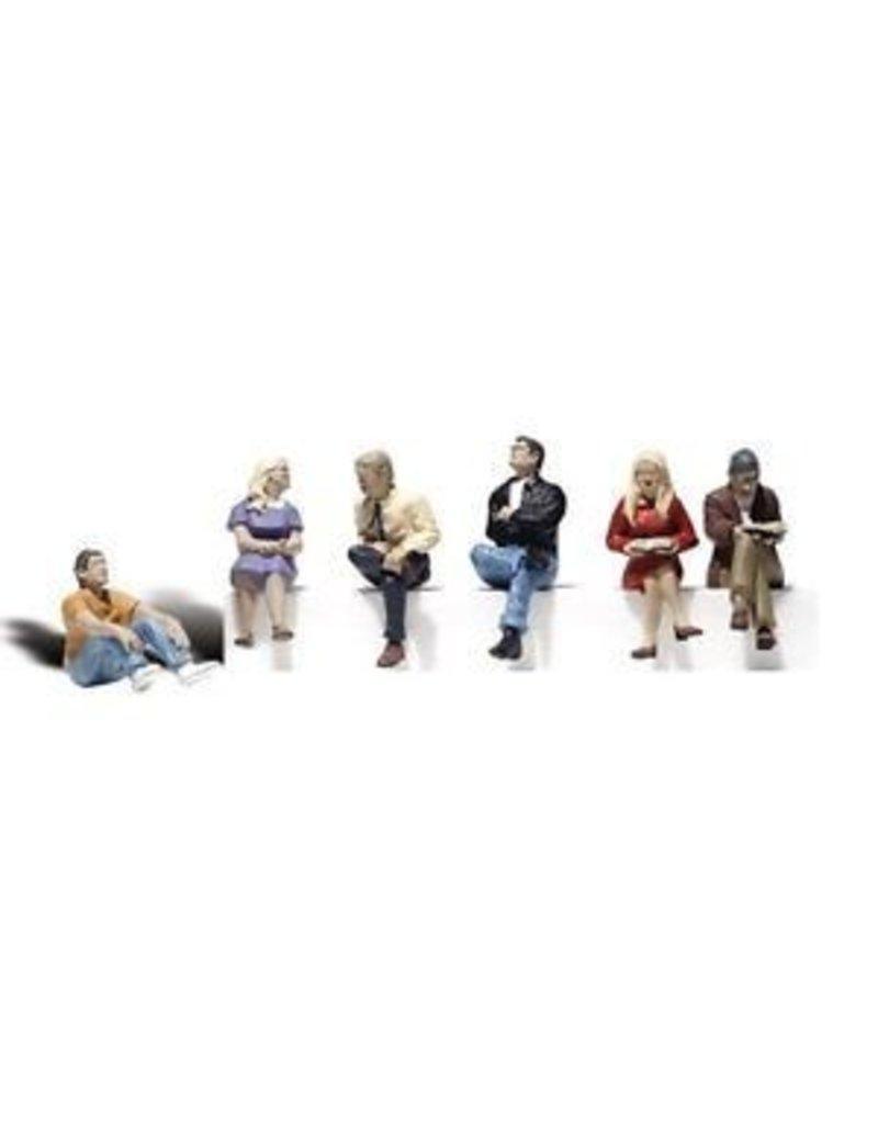 2759 - O PEOPLE SITTING