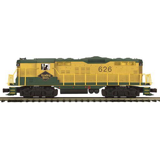 MTH - Premier 20202023 - GP-9 Diesel Engine (Non-Powered)