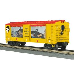 MTH - RailKing 3079373	 - 	ACTION CAR CIRCUS