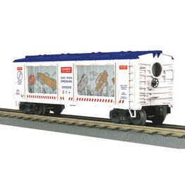 MTH - RailKing 3079319	 - 	Action Car EAST RIVER DREDGING