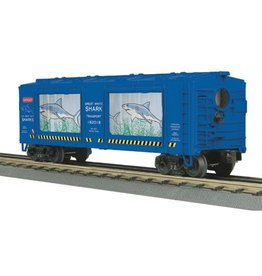 MTH - RailKing 3079302	 - 	ACTION CAR Great White Shark